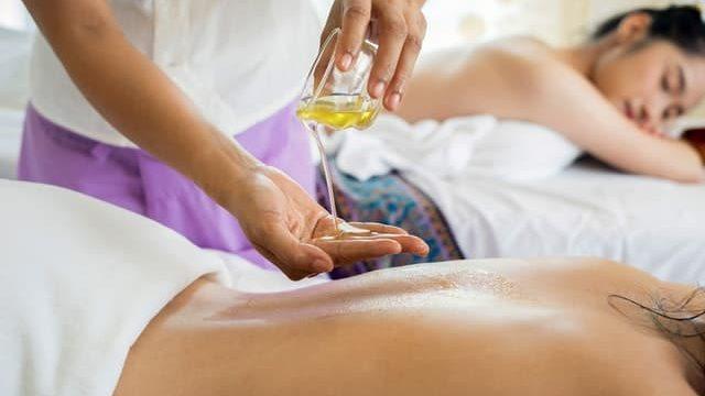 erotische massage geven