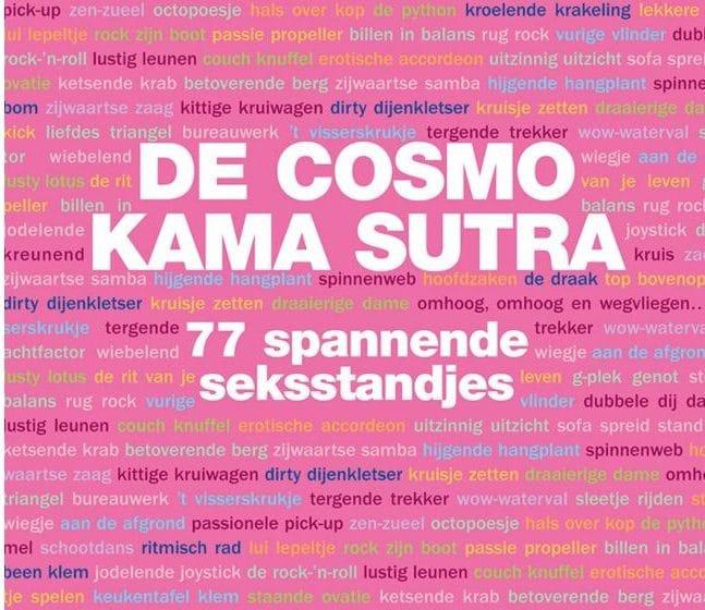 De Cosmo Kama Sutra, 77 spannende seksstandjes